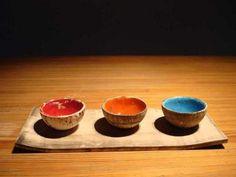 Resultado de imagen para bachas de ceramica artesanales