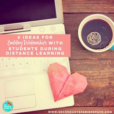 Ideas for Building Relationships During Distance Learning - Secondary Spanish Space Spanish Teacher, Spanish Classroom, Teaching Spanish, Middle School Spanish, Elementary Spanish, Your Teacher, Best Teacher, Syllabus Examples, Free Spanish Lessons