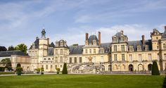 Mansions, House Styles, Home, Hunting, Palaces, Woods, France, Traveling, Tourism