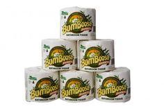 Bum Boosa Bamboo Bathroom Tissue - 6 rolls