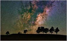Reserva de Cielo Oscuro de Alqueva, Monsaraz, Portugal.