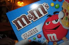 M's Ice Cream cookies