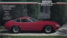 フェラーリ デイトナ / Ferrari 365GTB4 Daytona