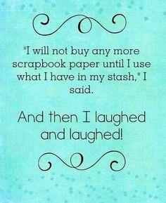 And laughed...and laughed...and laughed some more! LOL