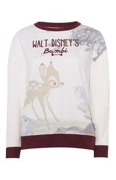 "Primark - Sudadera ""Bambi"" de Disney"