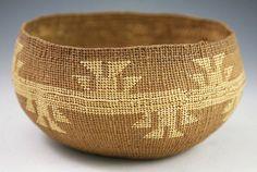 Klamath tribe baskets - Google Search