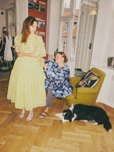 Fashion Tips What To Wear Model Caroline Brasch Nielsen Took a Canal Boat to Her Wedding in Copenhagen Beautiful Dresses, Nice Dresses, Vogue Wedding, Designer Friends, Canal Boat, Flower Boys, Street Style Looks, Couture Dresses, Dress Codes