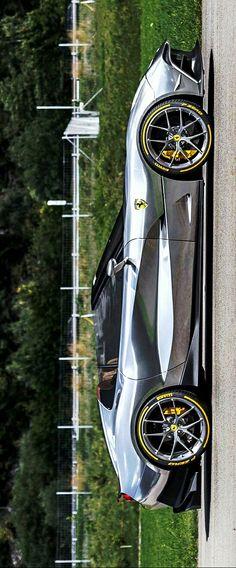 (°!°) Liquid Silver Ferrari F12trs