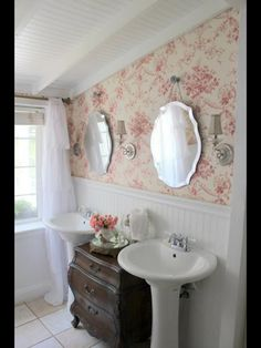 old house bathroom