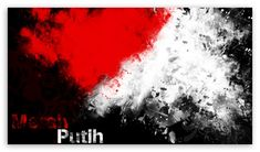 Merah putih wallpaper