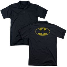 Washed Bat Logo (Back Print)