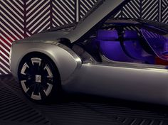 renault design teams celebrate le corbusier with coupé C concept car