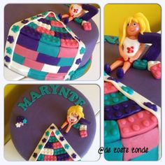 girl lego party - Google Search