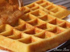 Waffeln cu dovleac si sos de mere Pumpkin Recipes, Breakfast, Food, Waffles, Morning Coffee, Essen, Meals, Yemek, Eten
