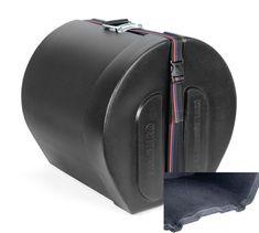Humes & Berg Enduro Black Case w/Foam Bass Case Drum Cases, Ergonomic Mouse, Computer Mouse, Drums, Floor, Fit, Pc Mouse, Pavement, Shape