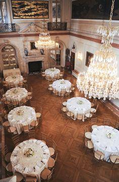 Anderson House ballroom
