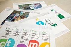 """Progettazione Logo """"Le buone abitudini"""" per Aspiag #brand #corporate #identity"""