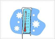 Soğuk Hava Dalgası Kendin Tasarla - Posta Kartı