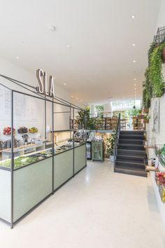 SLA Amsterdam opent binnenkort zijn derde vestiging > www.retailnews.nl/rubrieken/foodretail/foodretail/40611/sla-opent-derde-vestiging.html