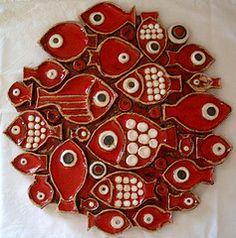 gustavsberg studio pottery - Google Search