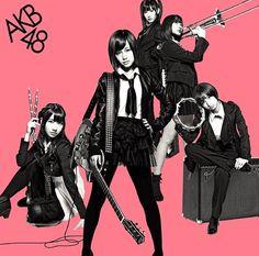 CDJapan : Give Me Five! [Regular Edition / CD+DVD / Type A] AKB48 CD Maxi