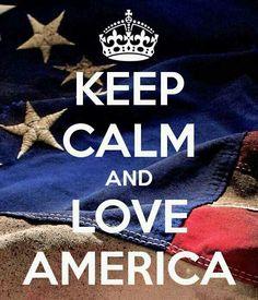 LOVE AMERICA.