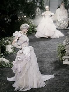 Christian Dior Haute Couture Autumn/Winter 2005