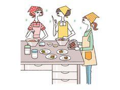 料理を通じて心を育む。大切な人に心を添えて・・・