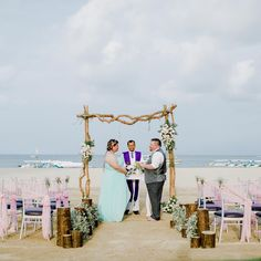A charming setting surrounded by  uncompromising views of the ocean, the lulling of the waves, and the warmth of our Balinese family of staff helping you, your wedding at The Tanjung Benoa Beach Resort - Bali will be nothing short of magical, and heartfelt.  To discover more about having a #TanjungBenoaWedding, simple email us at wedding@nilamanihotels.com.  #NilamaniHotels  Picture by: @baliultimatephotography