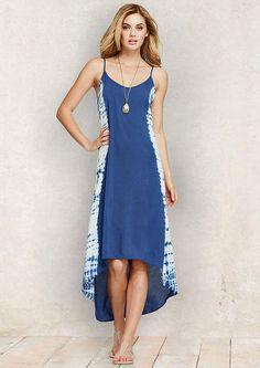 aea80a731b7c Matilda Tie Dye Hi-Low Dress - Dresses - Whats New - Alloy Apparel Tall