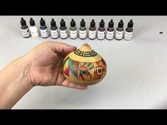 Creating Stunning Colors by Blending Ink Dyes! - YouTube