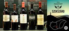 DiVino Borvidékek - Szekszárd Red Wine, Alcoholic Drinks, Bottle, Glass, Blog, Liquor Drinks, Drinkware, Flask, Alcoholic Beverages