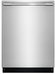 """FPID2497RF Frigidaire 24"""" Professional Built-in Dishwasher with PrecisionPro Wash Zones - Stainless Steel"""