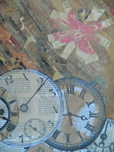 There's Always Time. $10.00, via Etsy.