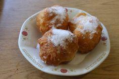 Sugar egg puffs at Shanghai Dumpling King, 3319 Balboa St.