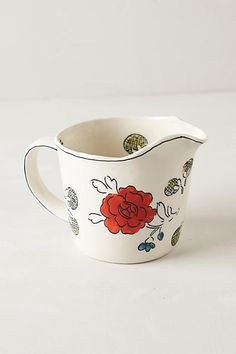 Flowerpatch Measuring Cup - anthropologie.com