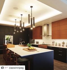#Repost @ciaowinnipeg with @get_repost ・・・ For those enjoying the results of recent renovations or finishing up your dream kitchen, enter this year's Ciao! Kitchen Design Competition! Submissions must reflect renos completed anytime between January 2019 and now! The winner will be treated to a gourmet dinner cooked by Chef Alfonso of @corrienteswpg and @lapampawpg in your new kitchen and included in a photo spread feature in the October issue of Ciao! Head to ciaowinnipeg.com for details… Design Competitions, New Kitchen, Instagram Feed, Kitchen Design, January, It Is Finished, Dinner, Cooking, Furniture