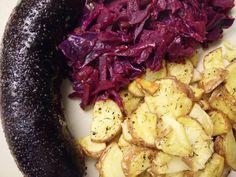 Rode kool met appels,veenbessen en pens Cabbage, Vegetables, Food, Eten, Cabbages, Meals, Brussels Sprouts, Kale
