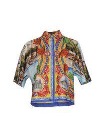 DOLCE & GABBANA - Hemden und Blusen mit Muster