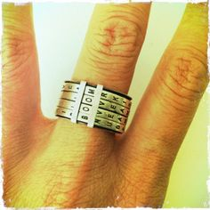 Ooo..I so want this ring...