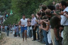 #Pacentro (AQ). Corsa degli zingari