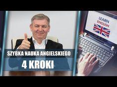 Jak szybko nauczyć się angielskiego - 4 kluczowe kroki | Krzysztof Sarnecki - YouTube Baseball Cards, Education, Youtube, Tips, Onderwijs, Learning, Youtubers, Youtube Movies, Counseling