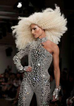 As melhores imagens da semana da moda em Nova Iorque