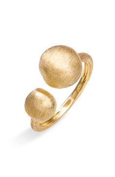 Marco Bicego 'Africa Gold' Kissing Ring