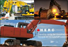 Herc Equipment's mission is to provide Exceptional Service in mobile crushing and screening in a safe and environment friendly manner . #HeavyEquipment #HeavyEquipmentRentals http://bit.ly/herc11