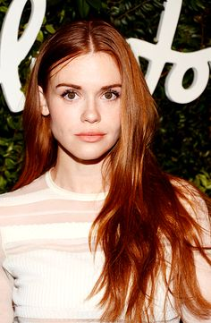 Holland Roden arrives at the Salvatore Ferragamo 100 Years In Hollywood celebration on September 9, 2015