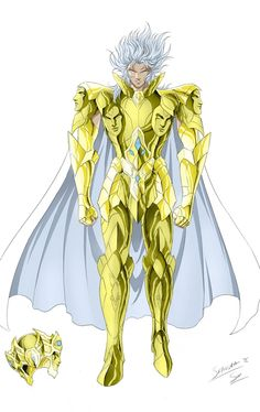 Knowing about the Gemini Saints and Saint Seiya more here. It's also Askbox for Gemini Saga, Kanon,...
