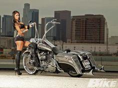 2006 Harley Davidson Road King   Old School Soul   Hot Bike