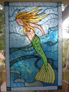 how to make fake stained glass with tissue paper