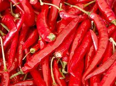 Полезен ли красный острый перец